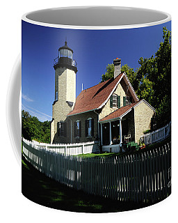 White River Light Coffee Mug