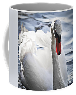 White Swan Coffee Mug
