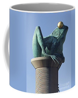Willimantic Frog Bridge Coffee Mug