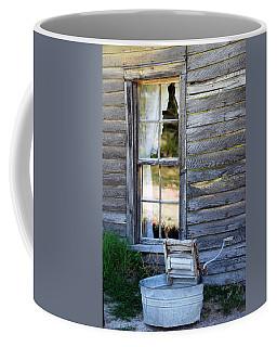 Window On Prairie Life Coffee Mug