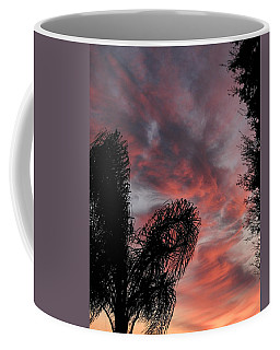 Windswept Clouds Coffee Mug