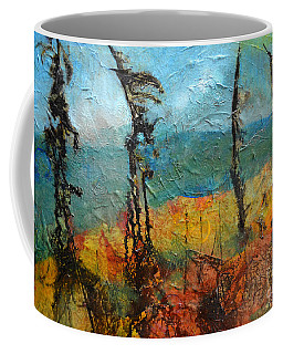 Windswept Pines Coffee Mug