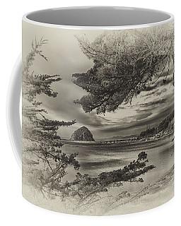 Windy Cove Bw Coffee Mug