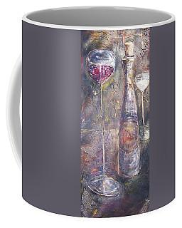 Wine Characters Coffee Mug