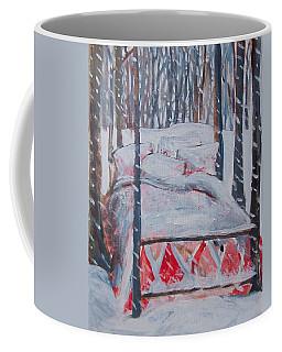 Winter Hybernation Coffee Mug