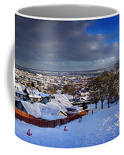 Winter In Inverness Coffee Mug