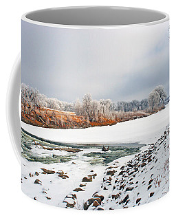 Winter Red River 2012 Coffee Mug