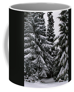 Winters Silence Coffee Mug