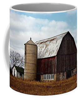 Wisconsin Dairy Barn Coffee Mug