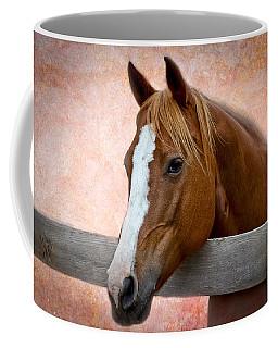 With A Whisper Coffee Mug by Doug Long
