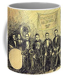 Wolverines Chicago 1924 Coffee Mug