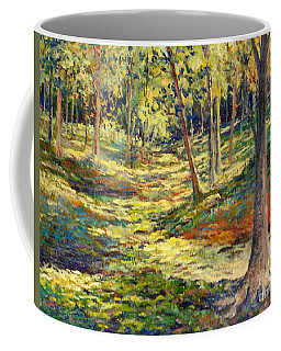 Woods In Ohio Coffee Mug