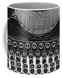 Woodstock Typewriter 2 Coffee Mug by Pamela Walrath