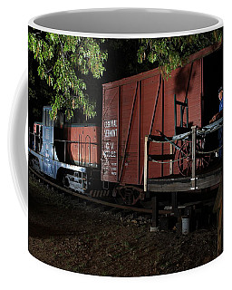Working On The Railroad 2 Coffee Mug