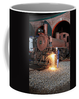 Working On The Railroad Coffee Mug