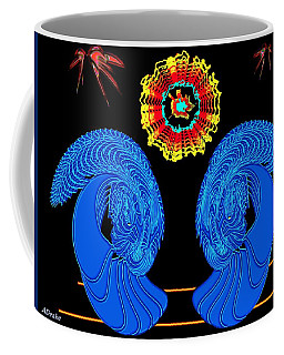 Worship Of The Dying Sun Coffee Mug