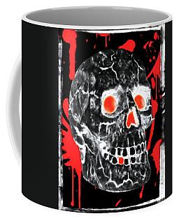 Written In Blood Coffee Mug
