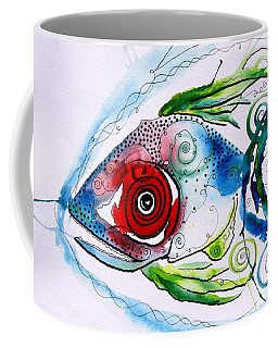 Wtfish 001 Coffee Mug