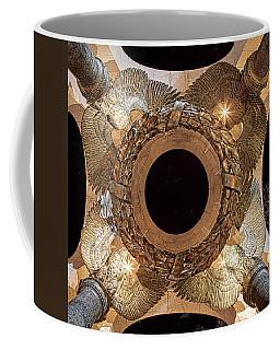 Ww II Memorial Victory Wreath Coffee Mug