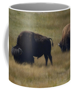 Wyoming Buffalo Coffee Mug
