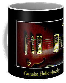 Yamaha Hollowbody 4 Coffee Mug