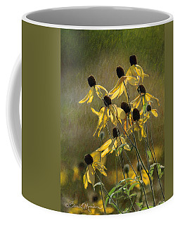 Yellow Coneflowers Coffee Mug