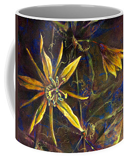 Yellow Passion Coffee Mug