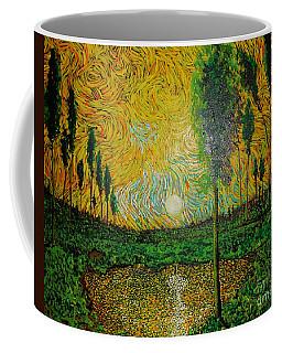 Yellow Pond Coffee Mug