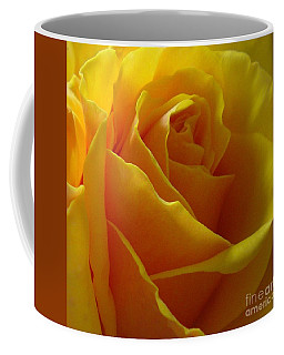 Yellow Rose Of Texas Coffee Mug