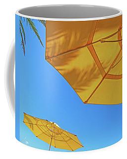 Coffee Mug featuring the photograph Yellow Time  by Lizi Beard-Ward