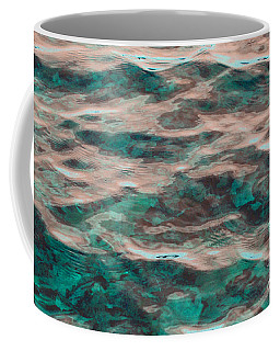 Yellowstone Abstract Coffee Mug