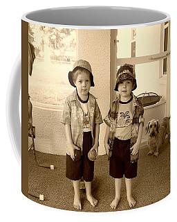 Yesterday's Children Coffee Mug
