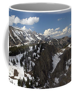 You Can See For Miles Coffee Mug