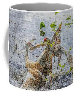 Zhandou Coffee Mug