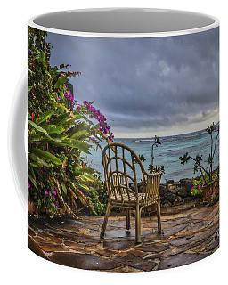 A Tropical Conclusion Coffee Mug by Mitch Shindelbower