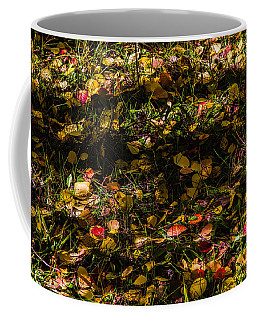 Autumn's Mosaic Coffee Mug