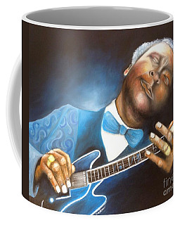 Bb King Coffee Mug