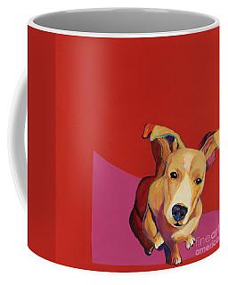 Beggar Coffee Mug