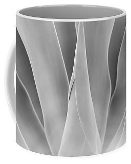 Coffee Mug featuring the photograph Agave Waves   by John F Tsumas