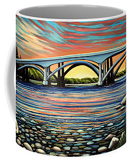 Folsom Bridge Coffee Mug