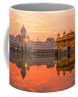 Golden Temple Coffee Mug