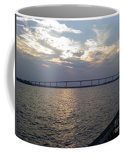 Gov Thomas Johnson Bridge Coffee Mug