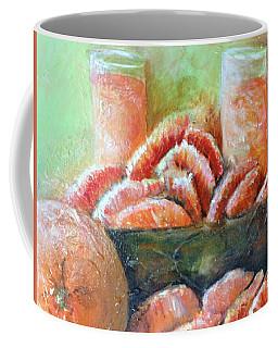 Mandarin Oranges  Coffee Mug