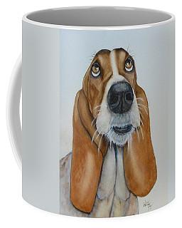 Hound Dog's Pleeease Coffee Mug