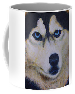 Husky For Cyrus Coffee Mug