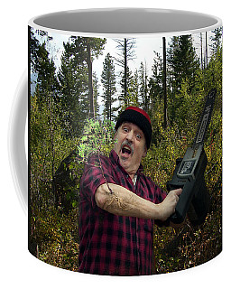 I Am A Lumberjack I Am Ok Coffee Mug