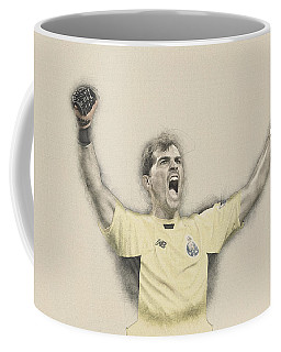 Iker Casillas  Coffee Mug