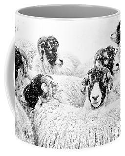 In Winters Grip Coffee Mug