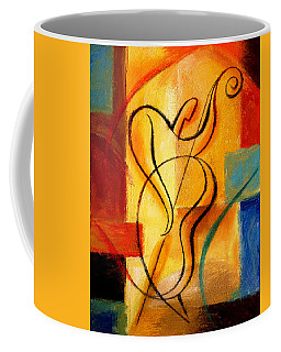 Jazz Fusion Coffee Mug