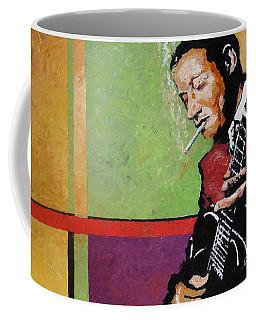 Jazz Guitarist Coffee Mug
